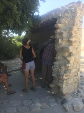 Choirokoitia Neolithic Settlement - Walls